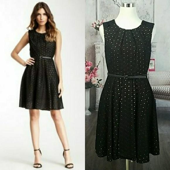 97415759e52 Vince Camuto Women s Cocktail Dress Black Size 8